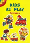 Kids at Play Stickers (Dover Little Activity Books) (0486287912) by Dubin, Jill