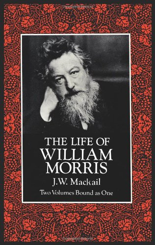 9780486287935: The Life of William Morris (Dover Fine Art, History of Art)