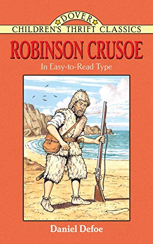 9780486288161: Robinson Crusoe (Dover Children's Thrift Classics)