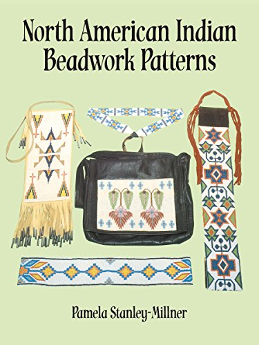 9780486288352: North American Indian Beadwork Patterns