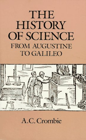 9780486288505: The History of Science from Augustine to Galileo