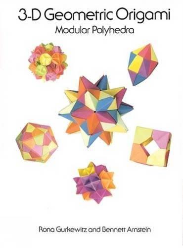 9780486288635: 3-D Geometric Origami: Modular Polyhedra