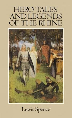 9780486288703: Hero Tales and Legends of the Rhine