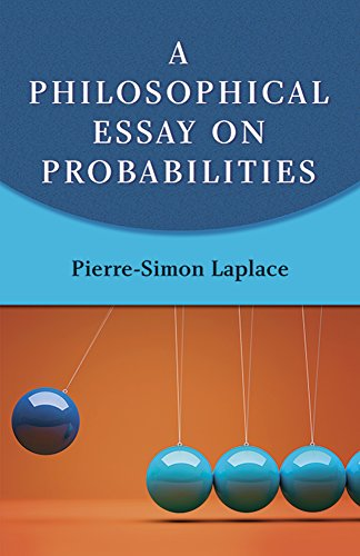 9780486288758: A Philosophical Essay on Probabilities (Dover Books on Mathematics)