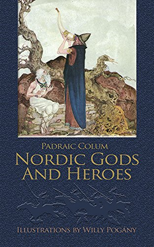 9780486289120: Nordic Gods and Heroes