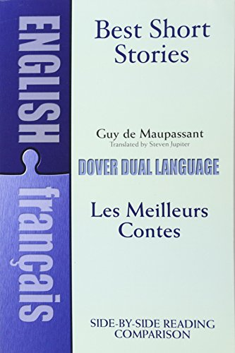9780486289182: Best Short Stories: A Dual-Language Book (Dover Dual Language French)
