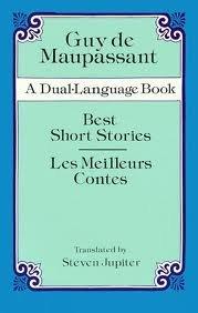 Best Short Stories: A Dual-Language Book (Paperback): Guy de Maupassant
