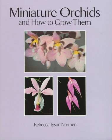 9780486289205: Miniature Orchids and How to Grow Them