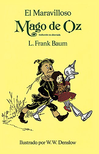 El Maravilloso Mago De Oz (Dover Dual: Baum, L. F.