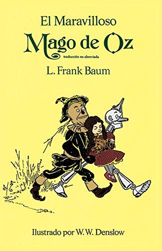 9780486289687: El Maravilloso Mago de Oz (Dover Dual Language Spanish)