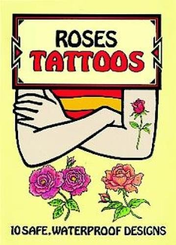 9780486289977: Roses Tattoos (Dover Tattoos)