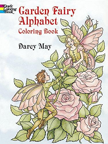 9780486290249: Garden Fairy Alphabet Coloring Book