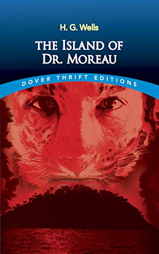 9780486290270: Island of Dr Moreau (Dover Thrift Editions)