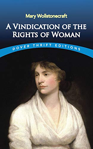 9780486290362: A Vindication of the Rights of Woman (Dover Thrift Editions)
