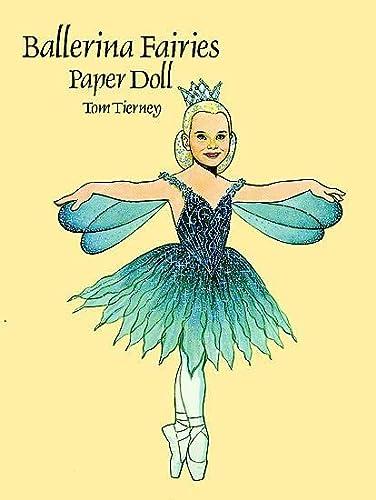 9780486290454: Ballerina Fairies Paper Doll (Dover Paper Dolls)