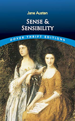 9780486290492: Sense and Sensibility (Dover Thrift Editions)