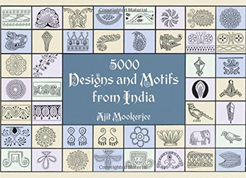 9780486290614: 5000 Designs and Motifs from India (Dover Pictorial Archive)