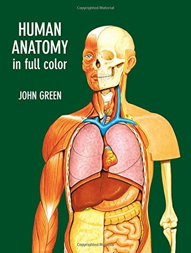 9780486290652: Human Anatomy in Full Color (Dover Children's Science Books)