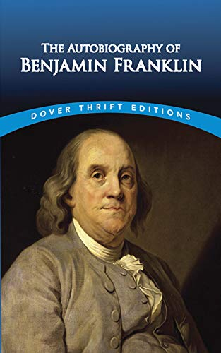 9780486290737: The Autobiography of Benjamin Franklin (Dover Thrift Editions)