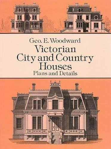 9780486290805: Victorian City and Country Houses: Plans and Details (Dover Architecture)