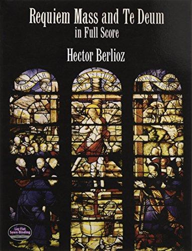 9780486290911: Requiem Mass and Te Deum in Full Score (Dover Music Scores)