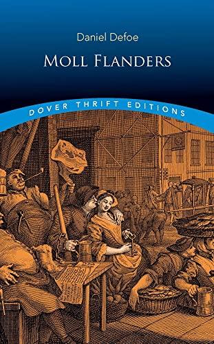 Moll Flanders (Dover Thrift Editions): Daniel Defoe