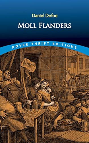 9780486290935: Moll Flanders (Dover Thrift Editions)