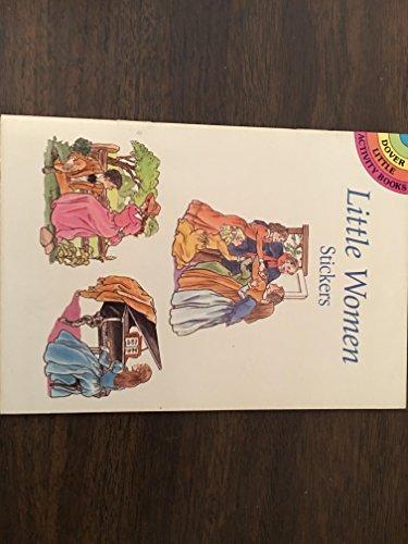9780486291086: Little Women Stickers