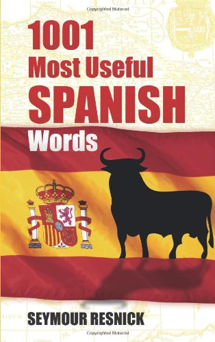 9780486291130: 1001 Most Useful Spanish Words (Dover Language Guides Spanish)