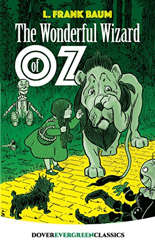 9780486291161: The Wonderful Wizard of Oz (Dover Children's Evergreen Classics)