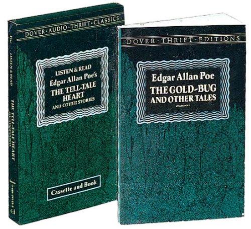 Listen & Read The Tell-Tale Heart (The: Edgar Allan Poe
