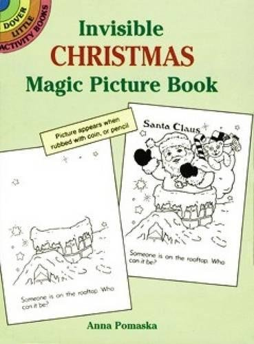 9780486291383: Invisible Christmas Magic Picture Book (Dover Little Activity Books)