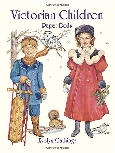 9780486291444: Victorian Children Paper Dolls (Dover Victorian Paper Dolls)