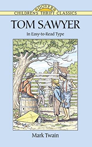 9780486291567: Adventures of Tom Sawyer (Dover Children's Thrift Classics)