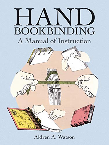 9780486291574: Hand Bookbinding: A Manual of Instruction