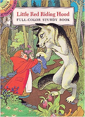 Little Red Riding Hood: Full-Color Sturdy Book (Dover Little Activity Books): Beckett, Sheilah