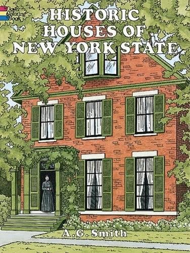 9780486291789: Historic Houses of New York State