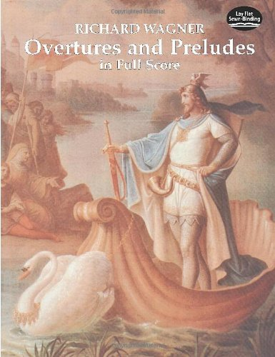 9780486292014: Overtures and Preludes in Full Score (Dover Music Scores)
