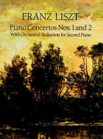 9780486292380: Piano Concertos Nos. 1 And 2: With Orchestral Reduction for Second Piano