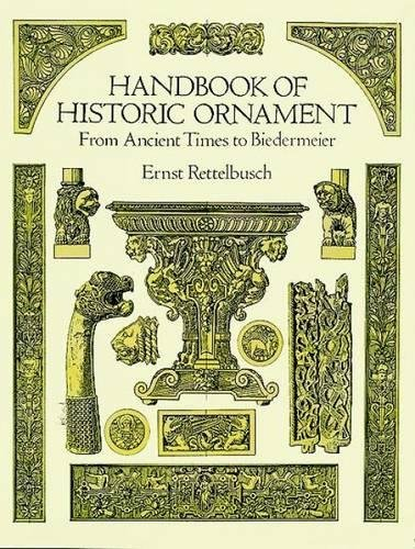 9780486292403: Handbook of Historic Ornament (Dover Pictorial Archive)