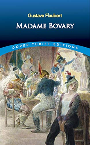 9780486292571: Madame Bovary (Dover Thrift Editions)