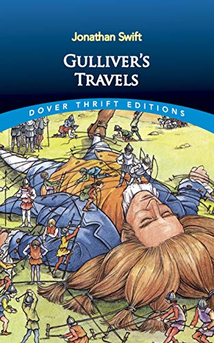 Gulliver's Travels (Dover Thrift Editions): Jonathan Swift