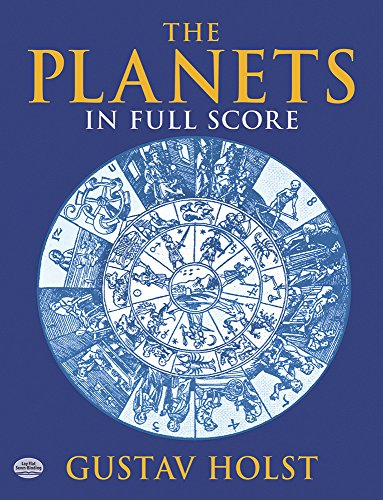 9780486292779: The Planets in Full Score