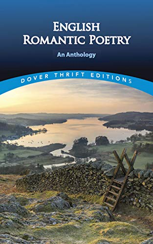 9780486292823: English Romantic Poetry: An Anthology (Dover Thrift Editions)