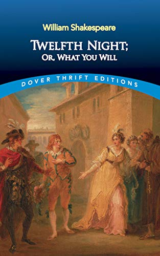 9780486292908: Twelfth Night, Or, What You Will (Dover Thrift Editions)