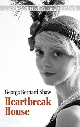 9780486292915: Heart Break House (Dover Thrift Editions)