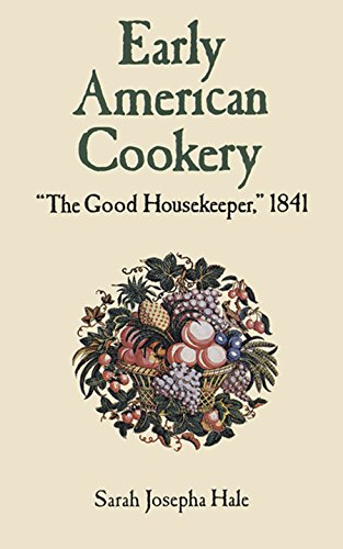 9780486292960: Early American Cookery: