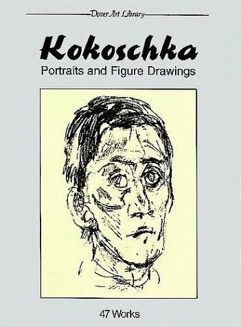 9780486292977: Kokoschka Portrait and Figure Drawings (Dover Art Library)