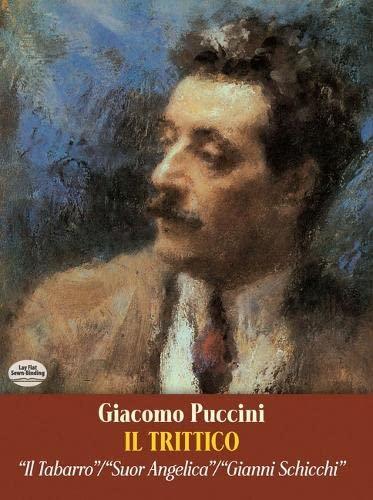 """9780486293295: Il Trittico in Full Score: """"II Tabarro"""", """"Suor Angelica"""", """"Gianni Schicchi"""""""