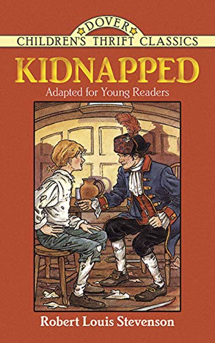 9780486293547: Kidnapped: Adapted for Young Readers (Dover Children's Thrift Classics)